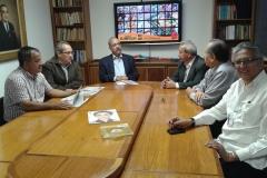 Intervención en foro sobre el Impacto de la Corrupción de los DDHH en diario El Impulso (2015)