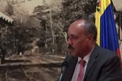 Presentación de El Gran Saqueo en Universidad de Carabobo