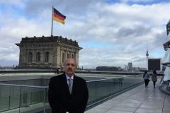 Visita al Parlamento de Alemania (2018)